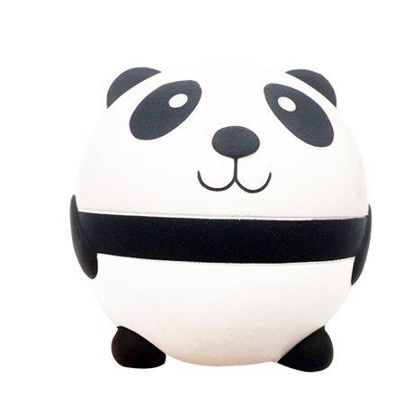 Mosunx Exquisite Cute Panda Scented Squishy Charm Slow Rising 11cm Simulation Kid -