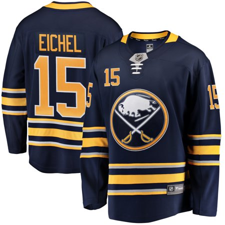 Jack Eichel Buffalo Sabres Fanatics Branded Breakaway Player Jersey - Navy - XS