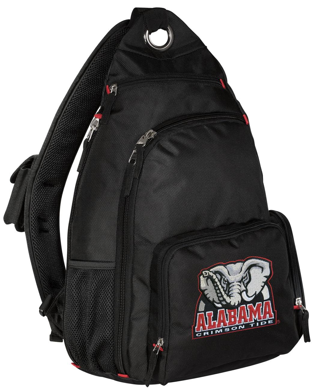 Alabama Backpack Single Strap OFFICIAL University of Alabama Sling Backpack by