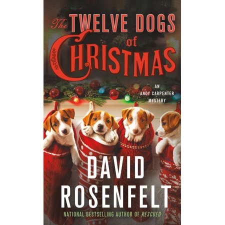 The Twelve Dogs of Christmas : An Andy Carpenter