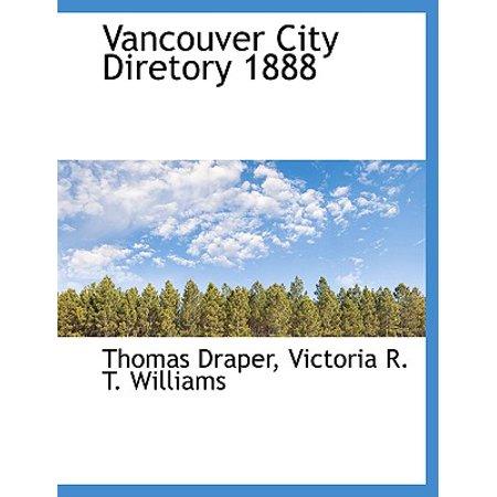 City Of Vancouver Wa Jobs (Vancouver City Diretory 1888)