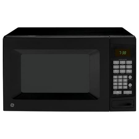 General Electric Ge 0 7 Cu Ft Countertop Microwave Black