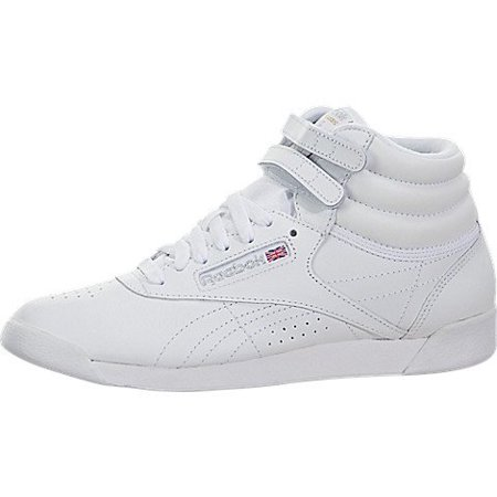 Reebok 70: Women's Freestyle Hi Walking Sneakers (7.5 B(M) US) ()