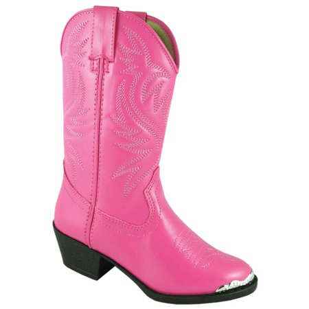 Smoky Mountain Girl's Mesquite Hot Pink Western Boots 1040 ()