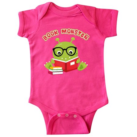 fb7f37449fa Book Monster Boy Infant Creeper - Walmart.com
