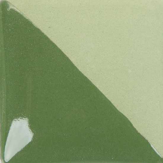 Duncan Cover-Coat Opaque Underglazes (fern green)