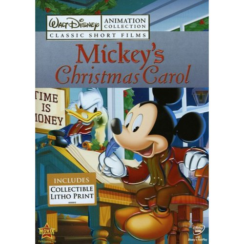 Walt Disney Animation Collection: Classic Short Films, Vol. 7: Mickey's Christmas Carol (Full Frame)