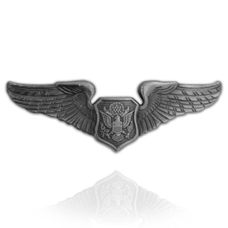 U.S. Air Force Aircrew Officer Basic Wing Pin