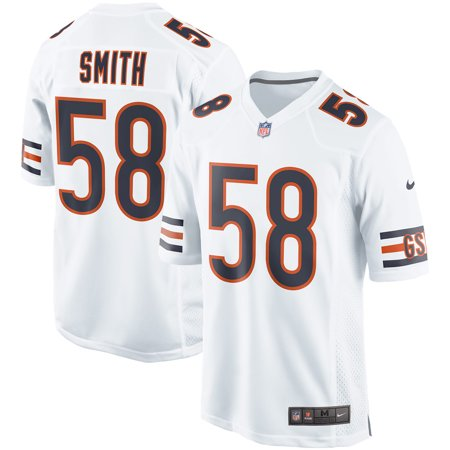 5f9beff58e5 Roquan Smith Chicago Bears Nike Event Game Jersey - White ...