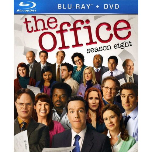 The Office: Season Eight (Blu-ray) (Widescreen)