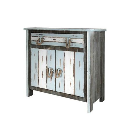 Stylecraft Home 2 Door 1 Drawer Cabinet