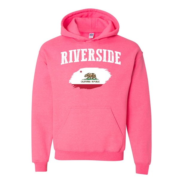 Riverside California Unisex Hoodies Sweater