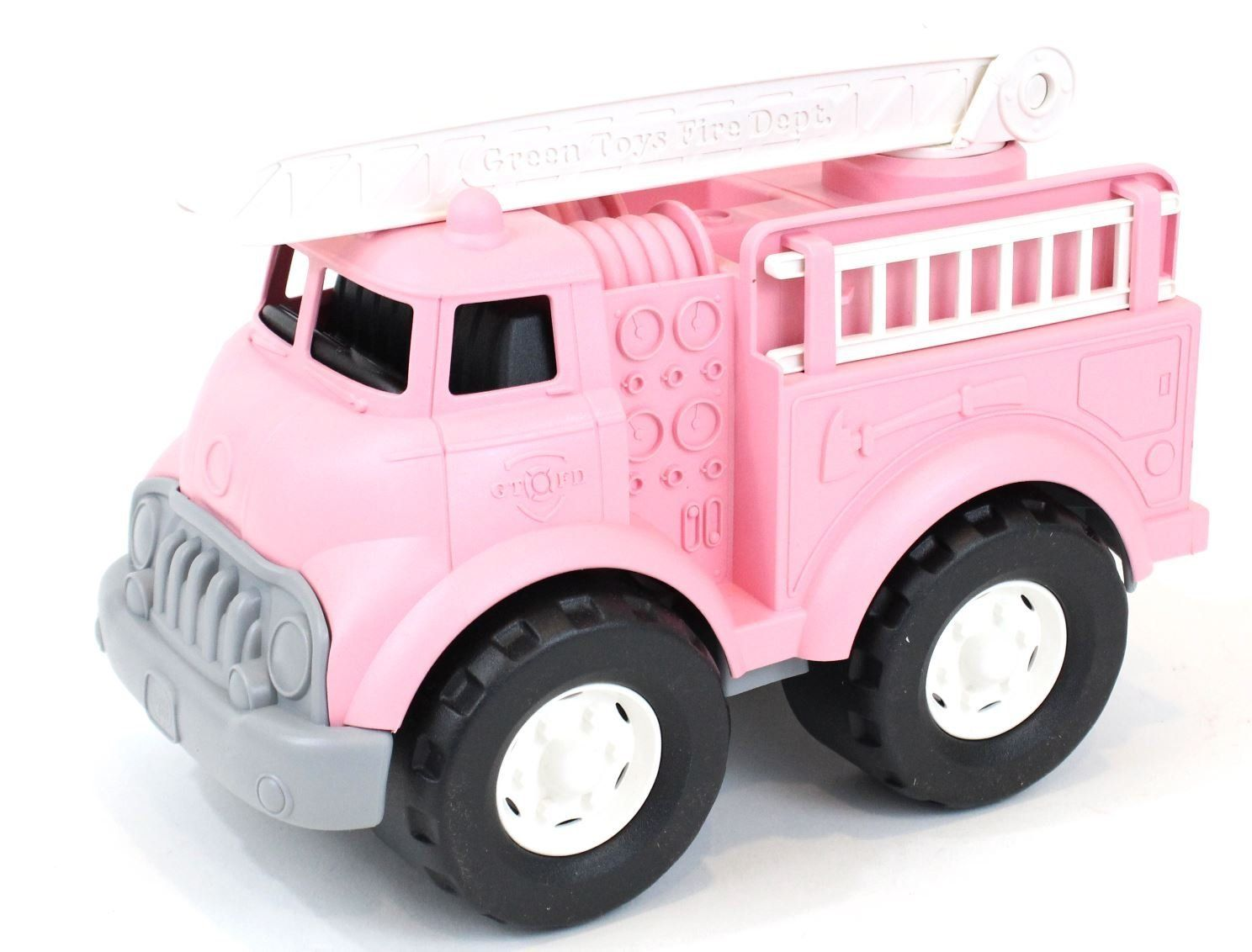 Green Toys Fire Truck Pink by Green Toys