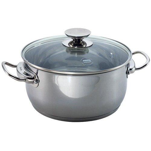 Berndes Cucinare 9 Quart Stock Pot with Glass Lid