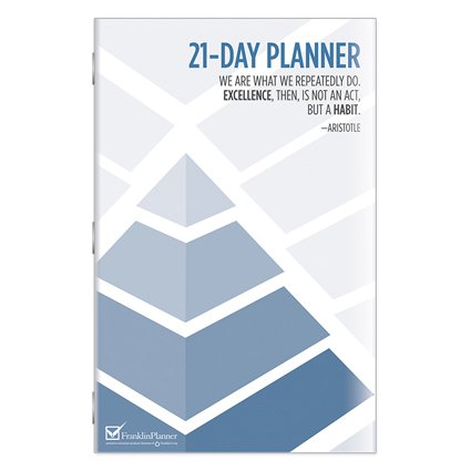 Classic 21-Day Planner (Franklin Covey Planning System)
