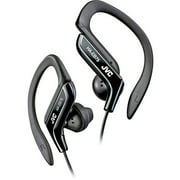 JVC Ear-Clip Headphone for Light Sports, Black