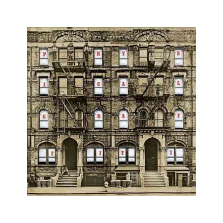 Led Zeppelin - Physical Graffiti - CD