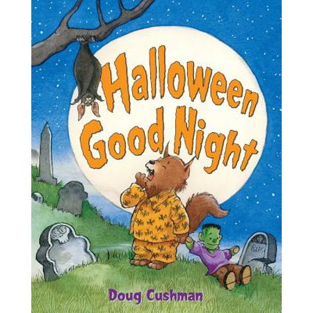 Halloween Good Night - eBook - Good Halloween Dips