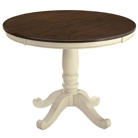 Traditional Round Dining Table ()
