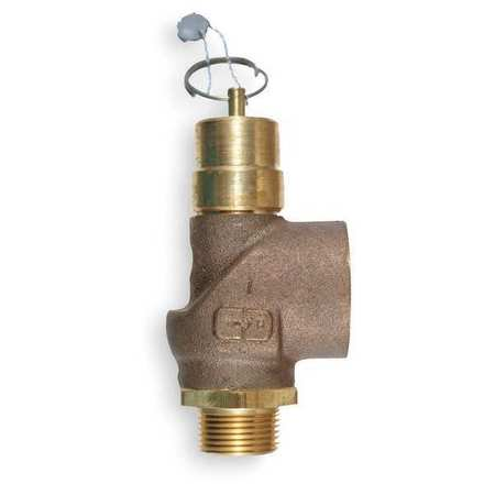 CONTROL DEVICES Air Safety Valve,1/2 In Inlet, 125 psi, SCB5010-0A125 Air Inlet Valve Actuator