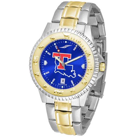 - Louisiana Tech Competitor Two-Tone Watch AnoChrome Watch