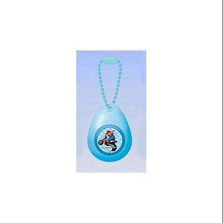 Super Mario Mario Motorcycle Mini Sound Drop Swing Clip On