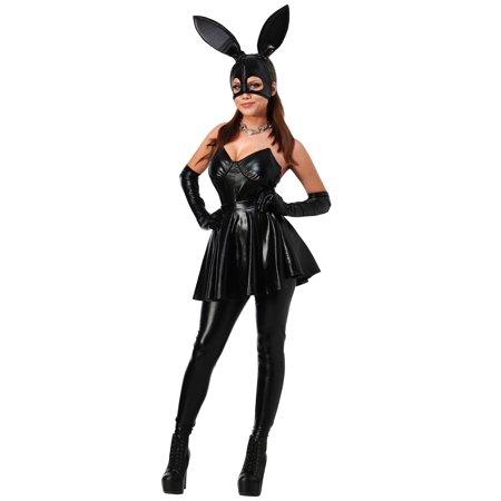 Lola Bunny Halloween Costume (Women's Vinyl Bunny Costume)