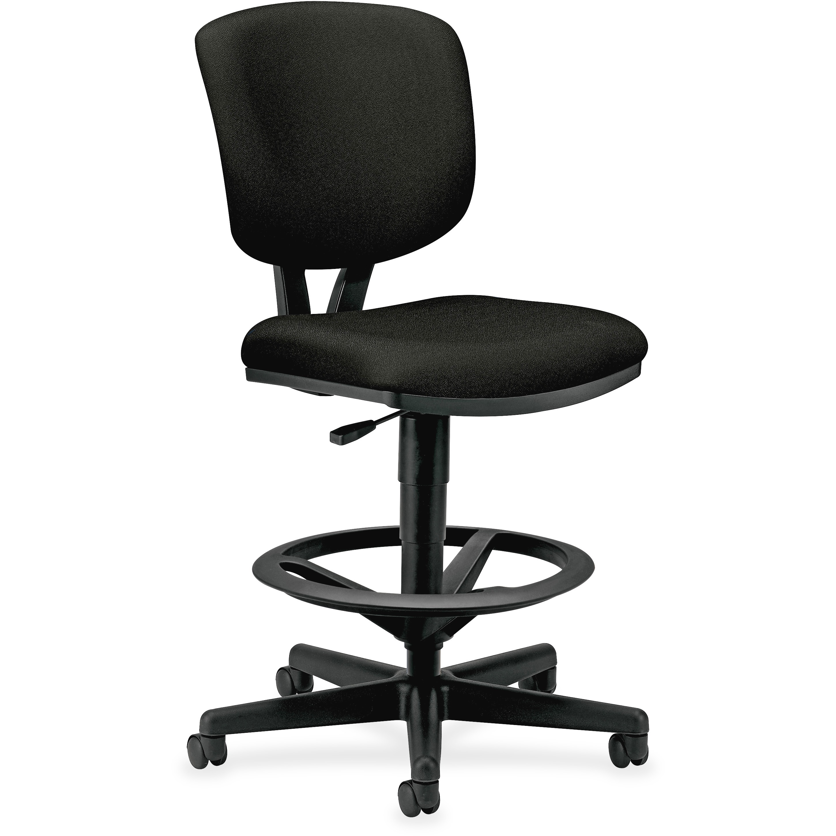 HON Volt Task Stool - Extended Height, Black