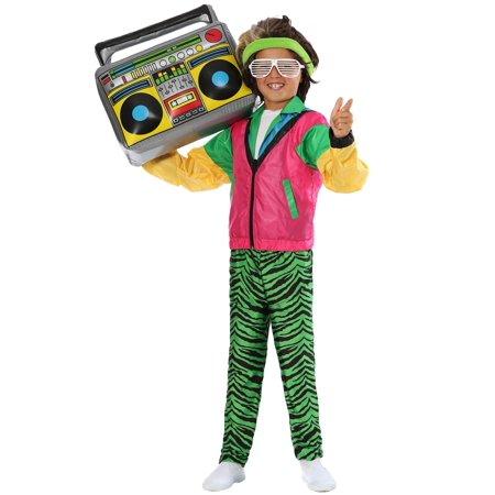 80s Jock Boys Costume - Halloween Jocks
