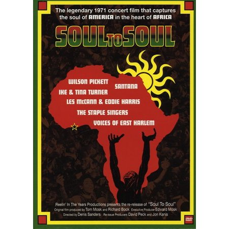 Soul to Soul / Various ( (DVD) + CD) (Les Mccann And Eddie Harris Swiss Movement)