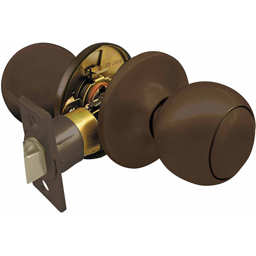 Ultra 43496 Oil Rubbed Bronze Hall and Closet Passage Lockset
