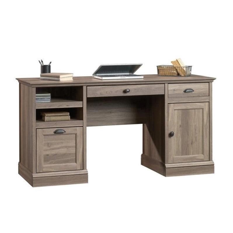 co furniture sauder ulm desk executive office iteminformation home new