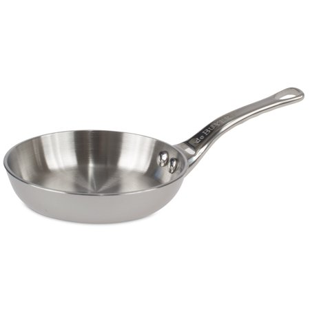 - De Buyer Mini Fry Pan - 4-inch Diameter