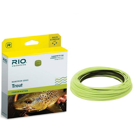 Rio Products Mainstream Sink Tip, (Rio Sink Tips)