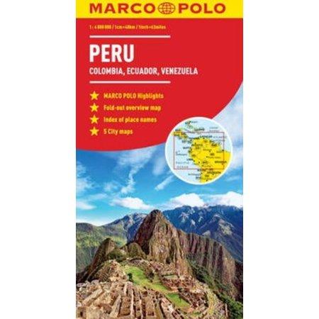 Marco Polo Peru  Colombia  Ecuador  Venezuela