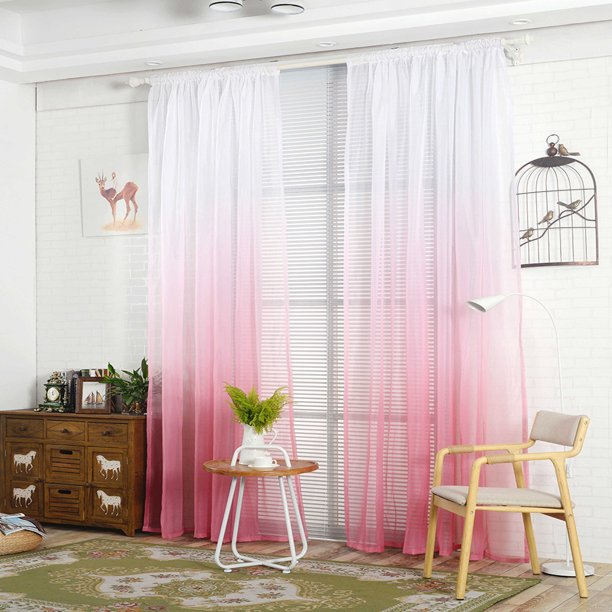 Grant Sheer Curtain Tulle Window