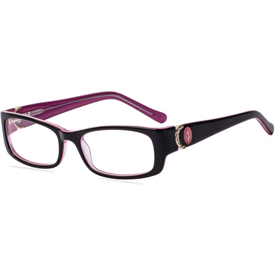 baby phat womens prescription glasses 227 dark pink walmartcom