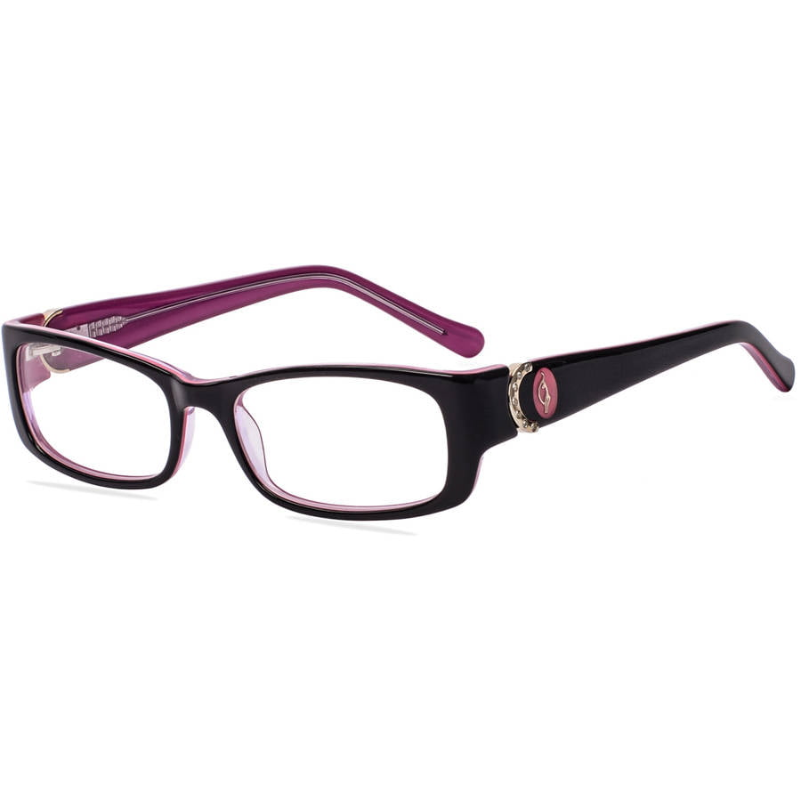 Baby Phat Womens Prescription Glasses, 227 Dark Pink - Walmart.com