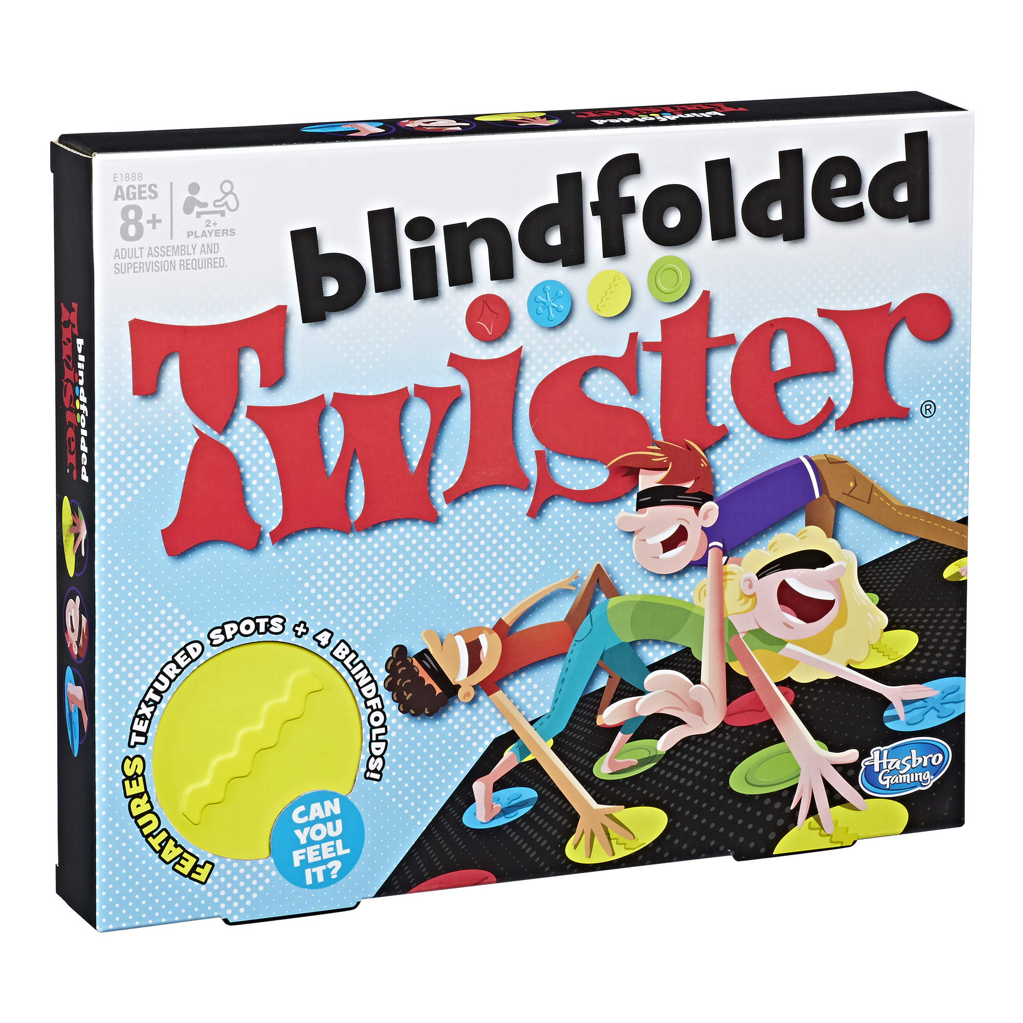 Excellent Blindfolded Twister Game Games For Kids Ages 8 And Up Ibusinesslaw Wood Chair Design Ideas Ibusinesslaworg