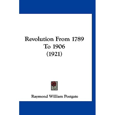 Revolution from 1789 to 1906 (1921)