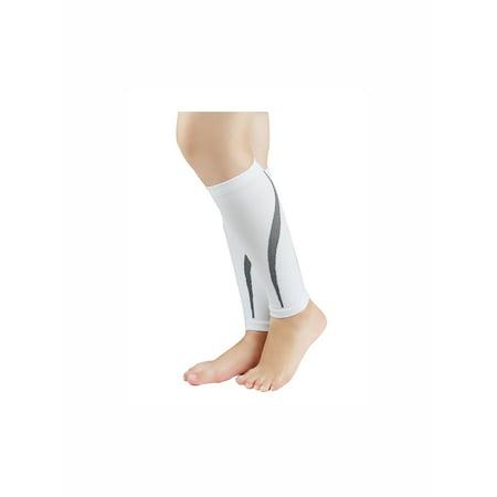 Unique Bargains Unisex Footless Stretchy Novelty Prints Ankle Band Compression Socks 1 Pack - image 3 de 3