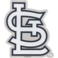 St. Louis Cardinals WinCraft Metallic Freeform Auto Emblem