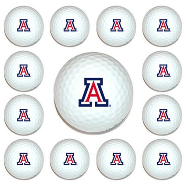 Arizona Wildcats Dozen Ball Pack