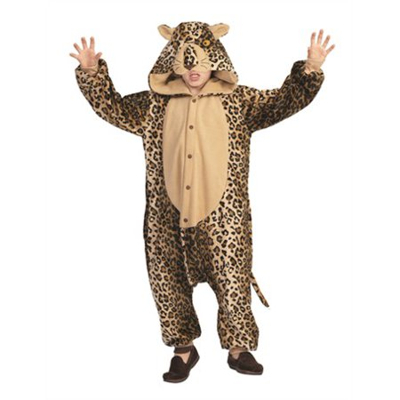 Boys Cheetah Costume (Lux the Leopard Funsies Child)