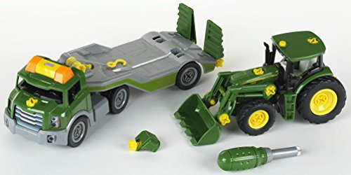 John Deere Tractor & Transporter by John Deere