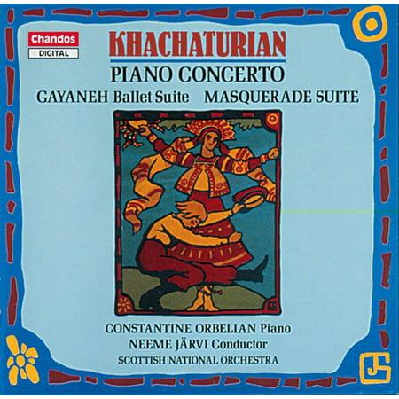 Piano Concerto / Masquerade Suite - Masquerade Suits