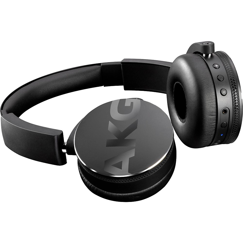 JBL Y50 On-Ear BT Headphone Black by JBL