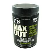 Max Out  Lemon Drop IForce Nutrition 30 Serving Powder