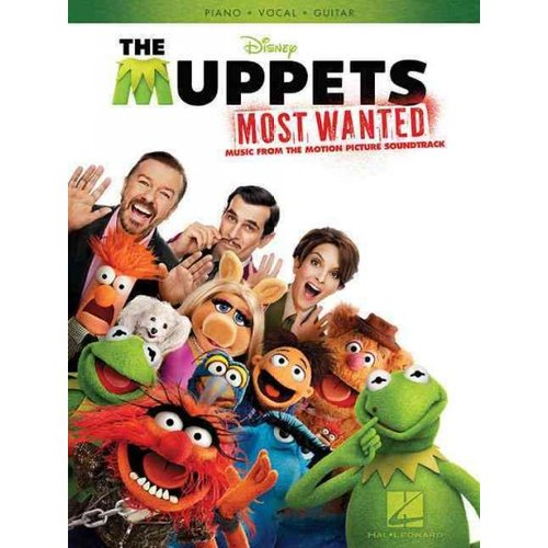 The Muppets Most Wanted: Music from the Motion Picture Soundtrack, Piano, Vocal, Guitar