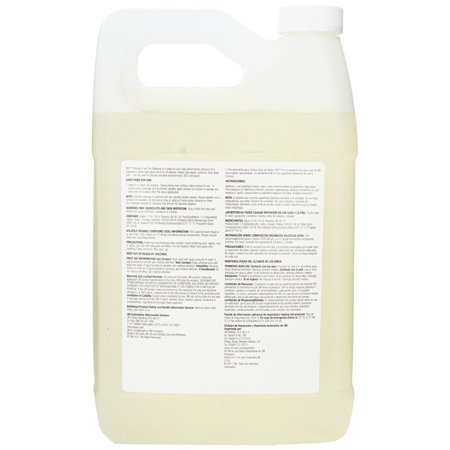 3m 3M-38327 Body Shop Clean-up Tire Dressing, 1 Gallon [us]